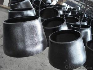 Alloy Steel Pipe Fittings Butt-Welding Concentric Reducers