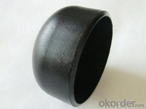 Carbon Steel Pipe Fittings Butt-Welding End Caps