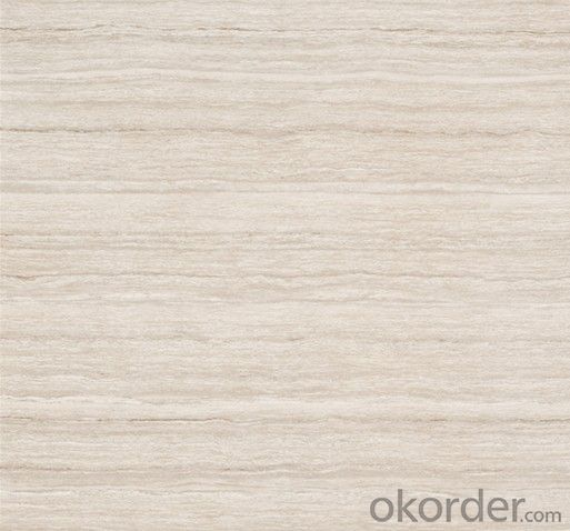 Polished Porcelain Tile The Line Stone Gray Color CMAXSB1005