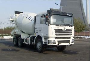 Shacman Chassis Concrete Mixer Truck with Good Quality