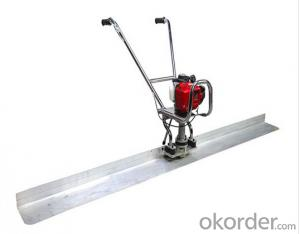 Concrete Vibrating Screed with Honda GX35 Engine