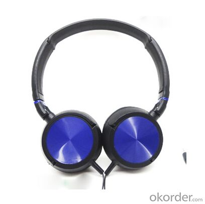 Popular Ear Amplifier Earphone Mobile Headset Noise Cancelling Earbuds