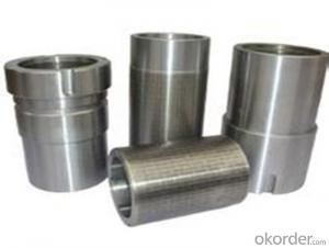 Tungsten Carbide Annular Ball Bearing (TC bearing)