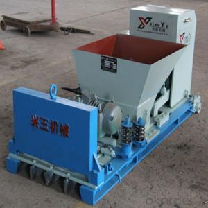 Automatic mobile Concrete Purline Making Mould
