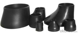 Steel Pipe Fittings Butt-Welding Concentric Reducers High Pressure