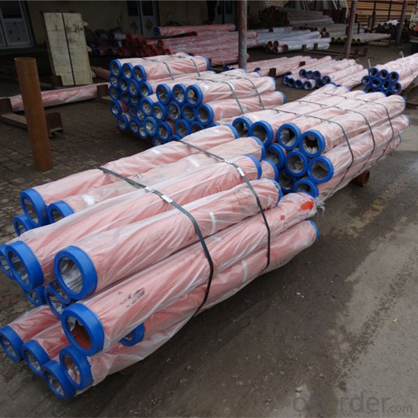 Concrete Pump Parts 45Mn2 Delivery Boom Pipe