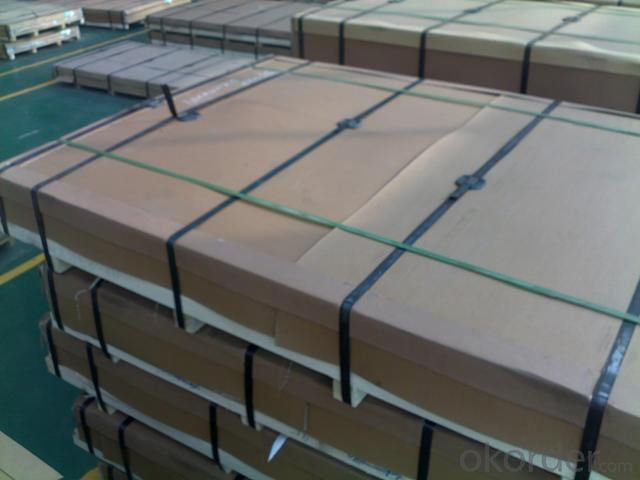 Plain Aluminium Sheets for Different Usages