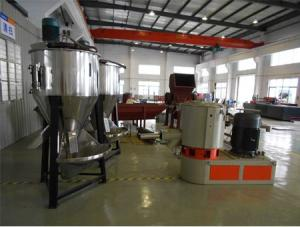 Plastic Pellet Mixing Dryer for 1500kg Granule