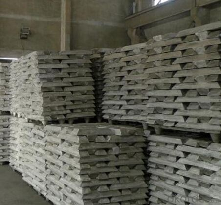 Magnesium Ingots Pure Mg Ingot Content 99.9%