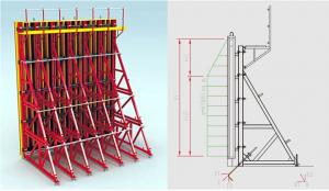 Single-side Climbing Formwork CB240&CB210