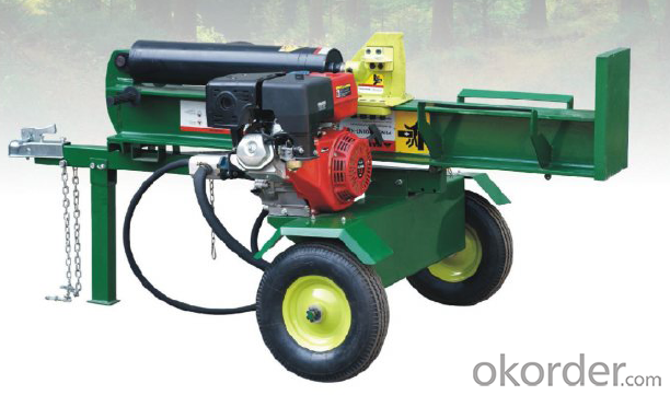 Automatic Hydraulic Electric Wood Log Splitter