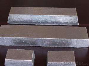 Magnesium Ingot Factory Supply Low Price High Purity