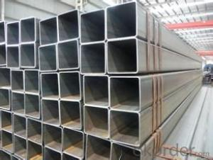 Square Pipe And Rectangular Pipe with Good Quality