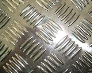 Aluminium Checkered Plates for Decorative Application