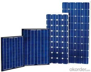 Solar Modules (Poly-Crystatline solar Panel)TPB156×156-48-P