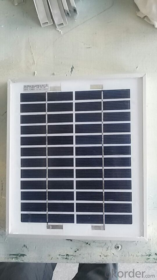 Monocrystalline Solar Modules-20W-Apply to small solar systems