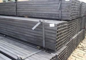 Thin Wall Square Carbon  Steel Pipe For Structure
