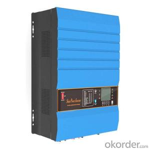 10KW Pure Sine Wave Inverter New Function PV3500 Series 48V