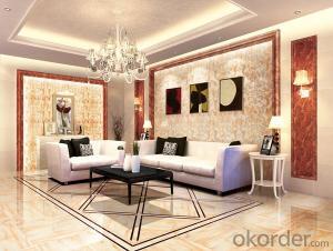 Full Polished Glazed Porcelain Tile 600 YDL6A256