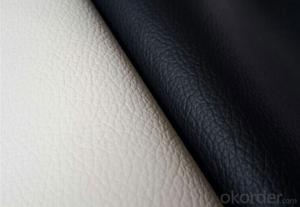 PVC Leather Classic Embossed Synthetic for Furniture