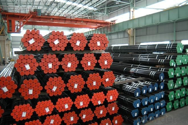 Steel Line Pipe Seamless Steel Pipe API 5L, ASTM