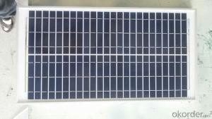 Monocrystalline Solar Panels-45W-Apply to solar systems