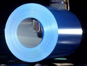 Color Coated GI/GL Steel Sheet or Steel Coil in Red Color