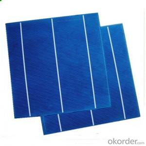 Polycrystalline Solar Cell High Quality 16.80-18.00 Effy