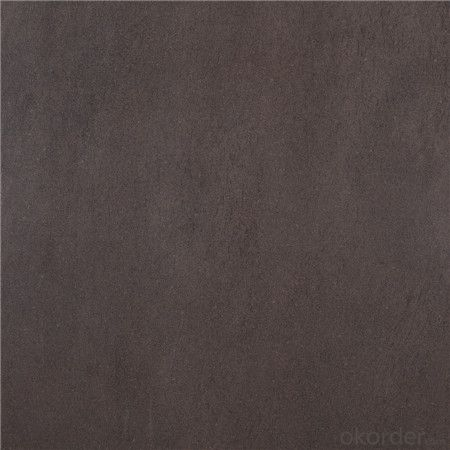 Polished Porcelain Tile The Soluble salt Dark Black Color CMAXSB4460