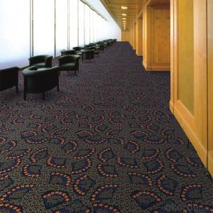 High Quality Low Price Printed Carpet Roll