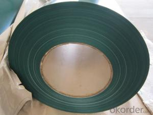 Colored Pre Painted Galvanized Steel-Coil