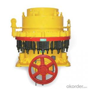High Efficiency Symons Cone Crusher for Mining