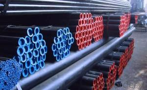 Cold drawn precision seamless carbon steel pipe astm sa106