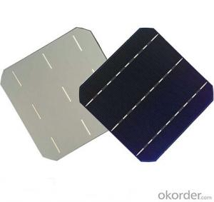 Polycrystalline Solar Cell High Quality 17.20%-17.40% Effy