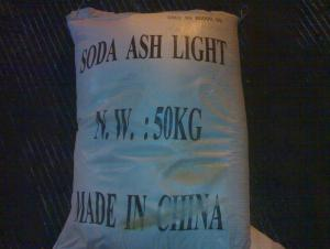 Soda Ash Dense with High Quality and Competitive Price