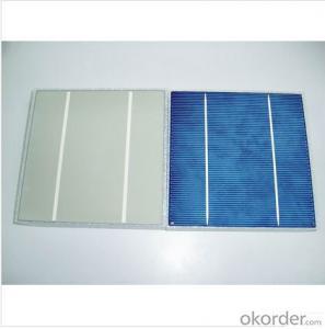 Polycrystalline Solar Cell High Quality 17.40-19.20% Effy