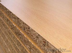 Melamine Faced Chipboard Furniture Grade 4X8