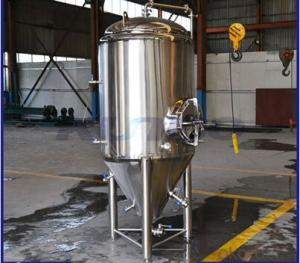 Stainless Steel Fermenter With CE Certificate