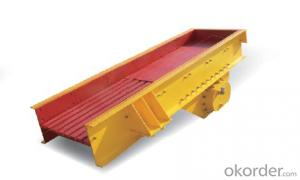 Good Quality Vibrating Feeder Equipment For Sale