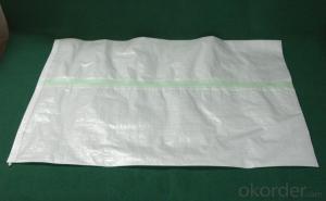 Rice Flour 25kg Laminated pp Woven Bag
