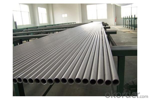 Stainless Steel Pipe ASTM 316 TP302 for wide use