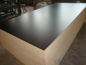 Melamine MDF Board MDF for Furniture Usage