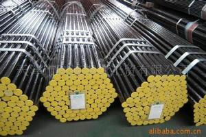 Black Carton Seamless Pipe