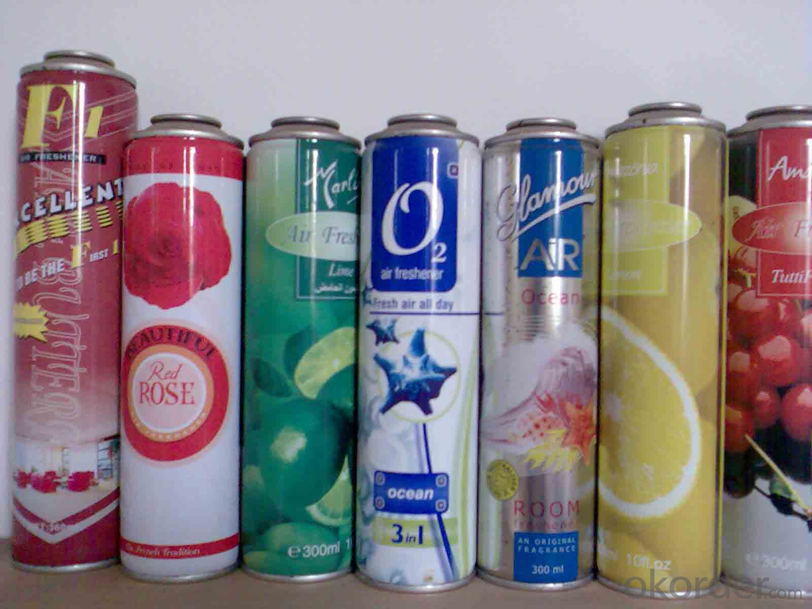 Aerosol Spray Can, For Insecticide, High Quality