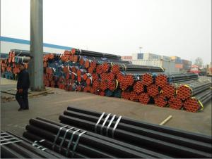 Carbon Seamless Steel Pipe For Structure Use 12