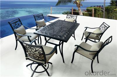 CMAX-CS0016CQT New Design Fashion Outdoor Casting Sets