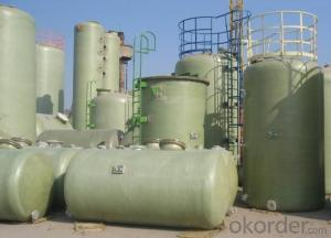 FRP Tanks Fiberglass Reinforced Plastic Tank Food Grade Tank