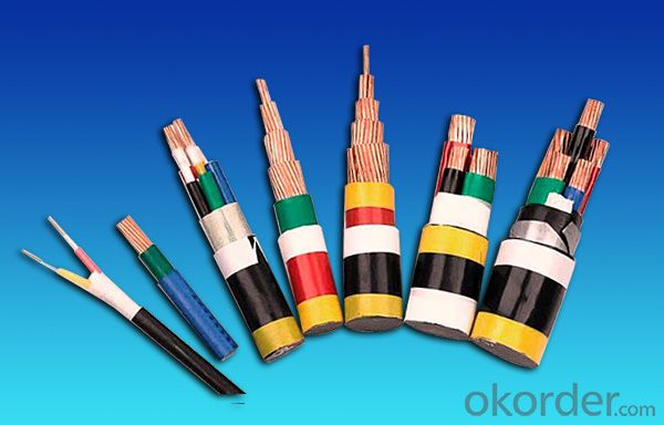 EMC XLPEFLEX Wind Energy Shielded Control Cables