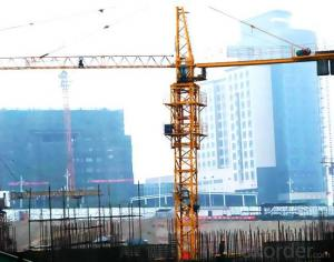 Topkit Tower Crane TC6021  with Jib legth of 60M