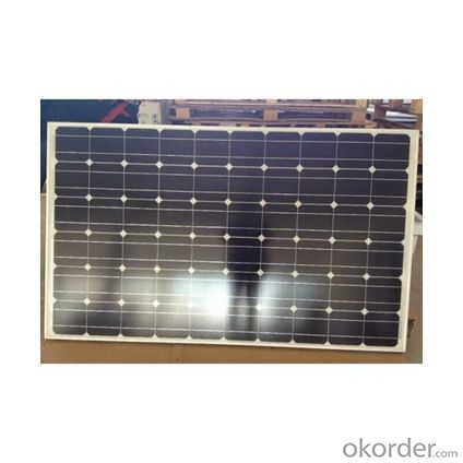 Solar Module Mono-crystalline 125*125 240W Module